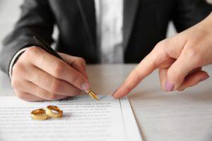 עורך דין הסכם ממון בהוד השרון